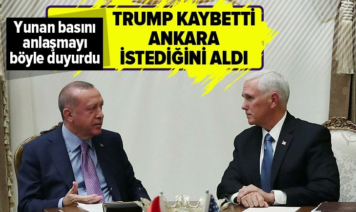 YUNAN BASININDA TÜRKİYE ZAFERİ!