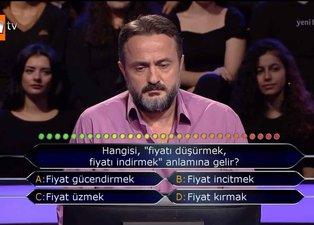 Matematik sorusu hayatının şokunu yaşattı! Kim Milyoner Olmak İster 851.yeni bölüm soru ve cevapları!