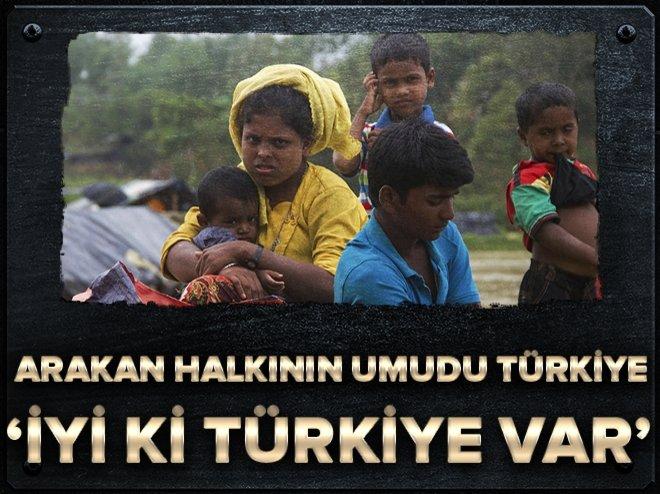 İyi ki Türkiye var
