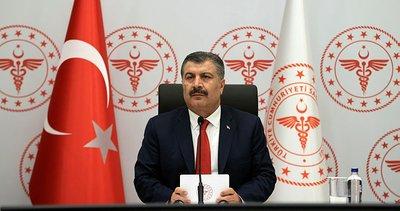 Sokağa çıkma kısıtlaması olacak mı? Sağlık Bakanı Fahrettin Koca açıkladı!