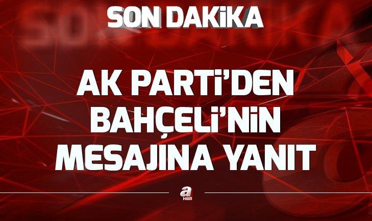 AK Parti'den son dakika yerel seçim açıklaması