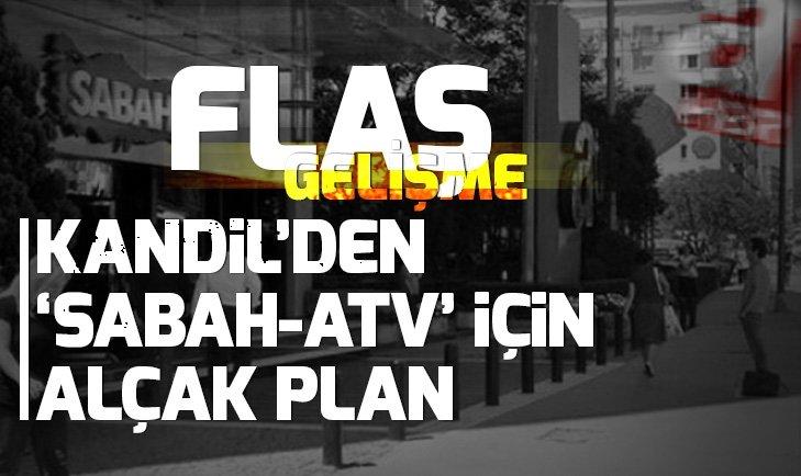 Terör örgütü PKK'dan, SABAH-ATV binası için hain plan