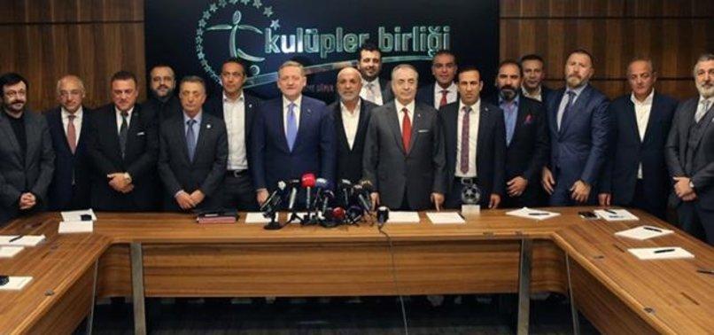Kulüpler Birliği ve TFF karşı karşıya! Yabancı oyuncu sayısı kararına tepki geldi