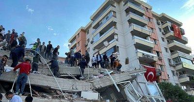 Emniyet Genel Müdürlüğü'nden flaş İzmir depremi açıklaması
