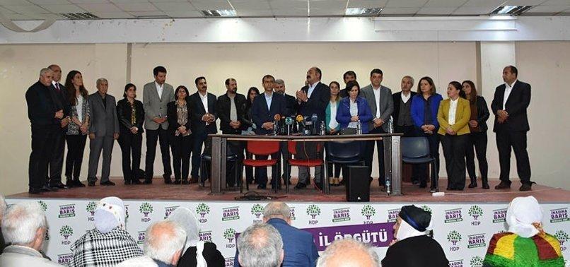 HDP'NİN KUTLAMASINDAKİ TERÖR PROPAGANDASINA SORUŞTURMA