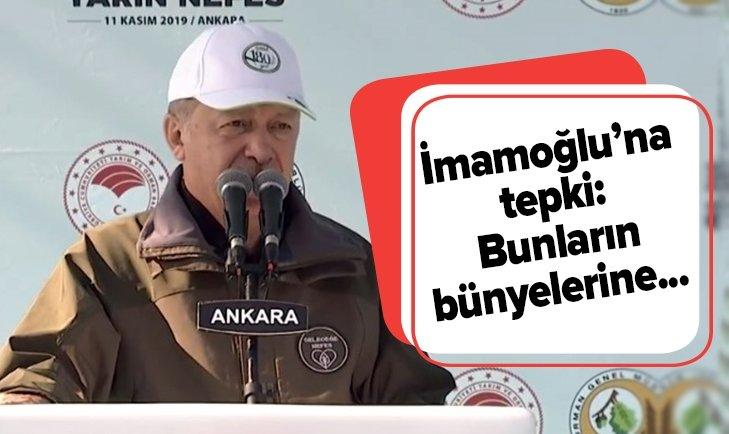 BAŞKAN ERDOĞAN, İMAMOĞLU'NA ÇOK SERT TEPKİ!