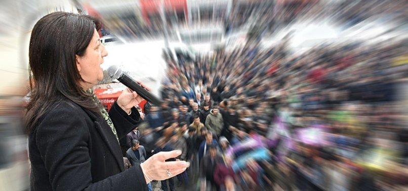 ZEYTİNBURNU'NDA HDP MİTİNGİNDE 'ÖLÜRÜM TÜRKİYEM' SESLERİ