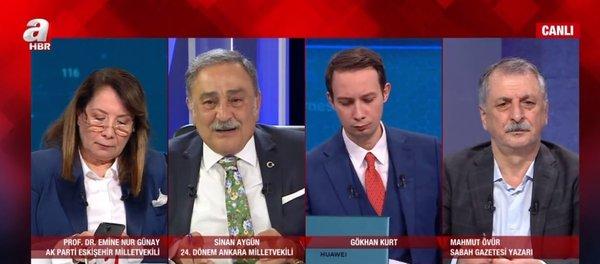Sinan Aygün'den Kemal Kılıçdaroğlu'na tepki: FETÖ ve HDP'den vazgeçemez!