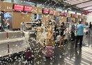 İstanbul Havalimanı'nda 10 milyonuncu yolcuya sürpriz  Video
