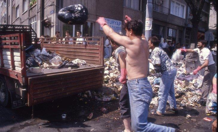Dünden bugüne İstanbul'un CHP ile çöp imtihanı!