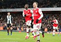 ARSENAL 4-0 NEWCASTLE UNİTED | MAÇ ÖZETİ