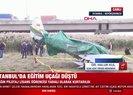 Eğitim uçağı neden düştü? Uçak yüksek mühendisi Dr. Haluk Kul A Haberde değerlendirdi
