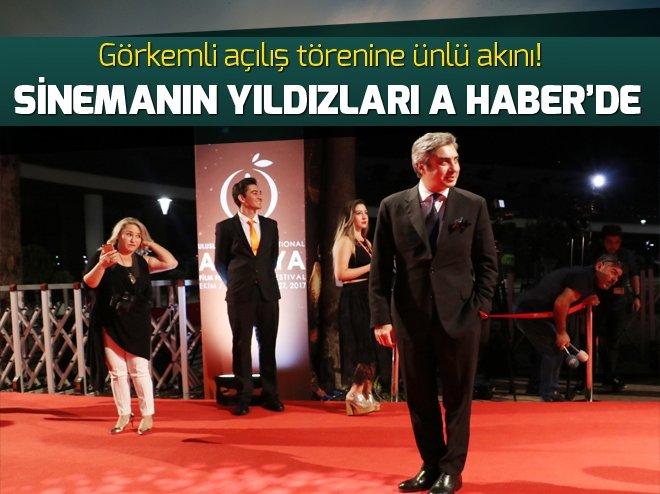 Antalya Film Festivali Açılış Töreni gerçekleşti