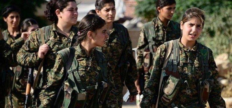 PKK, BİNE YAKIN KADIN TERÖRİST ÖLDÜRDÜ