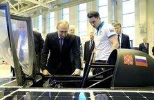 Putin'in göz bebeği hazır