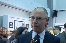 Filistin Büyükelçisi: Katliamların durması için İsrail'in...