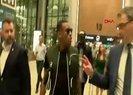 Garry Rodrigues, Fenerbahçe için İstanbul'da | Video