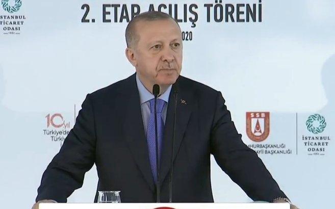 Başkan Erdoğan'dan Teknopark-İstanbul 2.Etap Açılış Töreni'nde önemli açıklamalar: Tuzağı bozduk!
