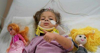 Son dakika: İzmir depreminde enkazdan 91 saat sonra kurtarılan 3 yaşındaki Ayda Gezgin'den güzel haber
