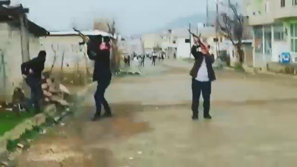 KÖYLÜLERİN DİKKATİ PKK'NIN HAİN SALDIRISINI ENGELLEDİ!