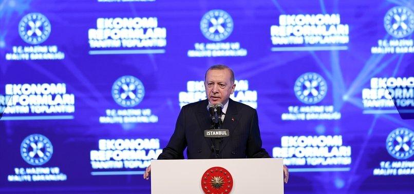 Son dakika: Gözler Ekonomi Reform Paketi'nde! Başkan Erdoğan'dan önemli açıklamalar