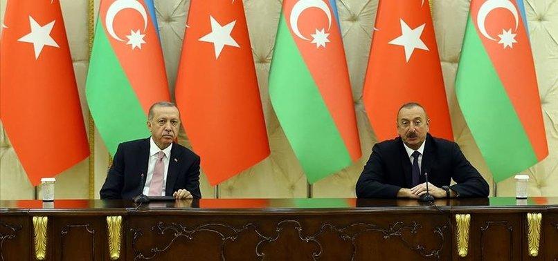 Son dakika: Başkan Erdoğan ile İlham Aliyev'den kritik açıklamlar