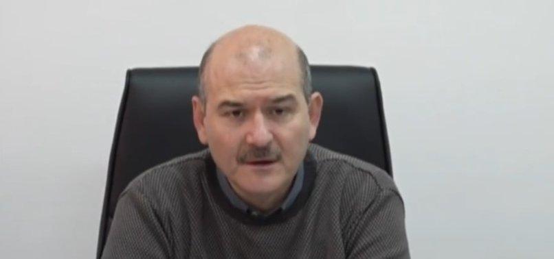 BAKAN SOYLU'DAN TÜRKİYE-İRAN SINIRINDAKİ DEPREM HAKKINDA AÇIKLAMA