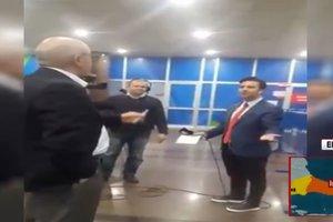 Mahmut Tanal'dan A Haber yayınına müdahale! O anları muhabir anlattı…