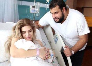 Hamileyken aldatılan Damla Ersubaşı ikinci kez anne oldu