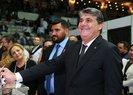 Beşiktaşta başkan adaylarından Serdal Adalı oyunu kullandı