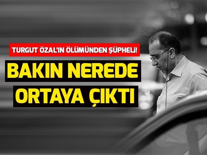 Turgut Özal'ı son gören FETÖ'cü kaçak doktor ABD'de ortaya çıktı