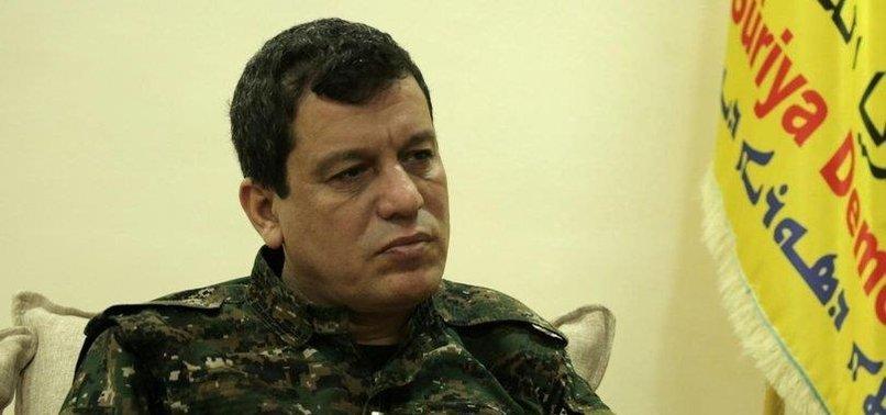 YPG/PKK'LI TERÖR ELEBAŞI 'MAZLUM KOBANİ' KANLI GEÇMİŞİ...