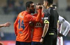 Başakşehir'den Arda Turan ve Mossoro'ya para cezası