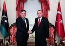 Türkiye ve Libya'dan flaş Akdeniz hamlesi