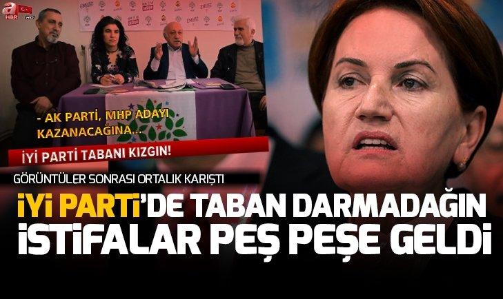 İyi Parti'de taban darmadağın! HDP ve CHP ile ittifak sonrası İP karıştı