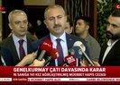Adalet Bakanı Abdülhamit Gül'den Genelkurmay çatı davası kararına ilişkin açıklama: Adalet yerine getirilmiştir |Video