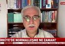 Son dakika:Türkiye'de normalleşme ne zaman?Geçiş nasıl olacak? Koronavirüs Bilim Kurulu üyesi Prof. Dr. Tevfik Özlü canlı yayında yanıtladı |Video