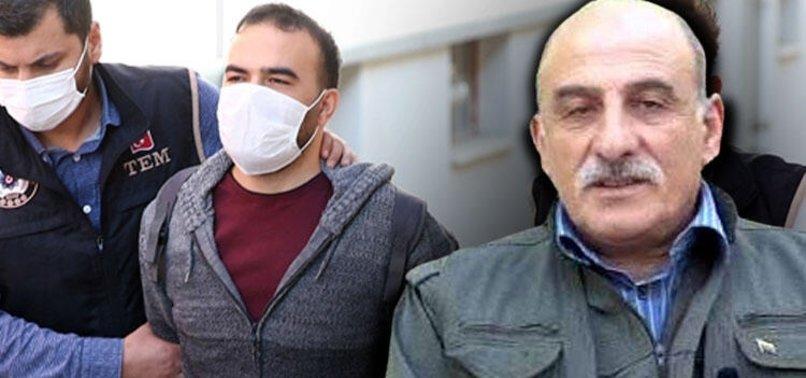 PKK'lı terörist Duran Kalkan'ın fotoğrafçısı, telsizcisi ve 'medya  sorumlusu' Adana'da yakalandı