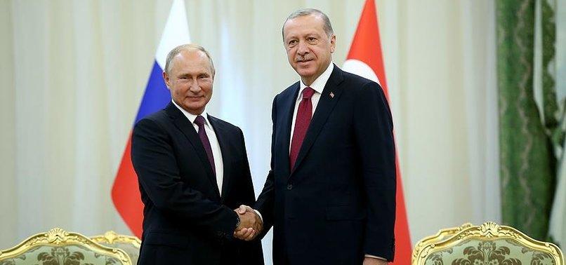 Erdoğan Putin 2019 ile ilgili görsel sonucu