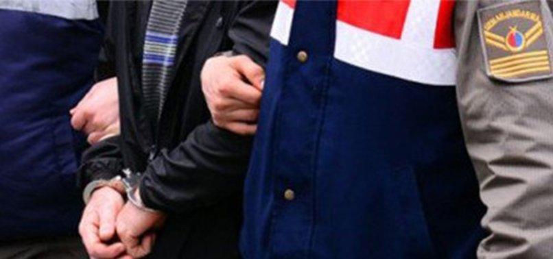 DENİZLİ'DE ANTİK KENTTE KAZI YAPARKEN YAKALANDILAR
