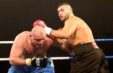 Türk boksör 8'inci nakavt için ringe çıkıyor
