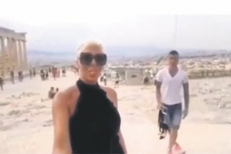 DUSKO TOSİC'İN EŞİ JELENA KARLEUSA'NIN İHANET GÖRÜNTÜLERİ ORTAYA ÇIKTI!