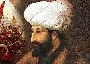 Bildiklerinizi unutun! Fatih Sultan Mehmet'in gerçek resmi şoke etti Osmanlı gerçek padişahlarının resimleri