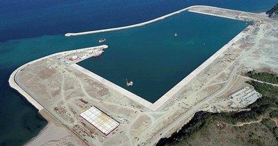 Türkiye'nin 3'üncü büyüğü olacak! Başkan Erdoğan Filyos Limanı'nı hizmete açıyor
