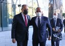 Dışişleri Bakanı Çavuşoğlu'ndan ABD'ye sert tepki: Yaptırımla geri adım atmayacağımızı herkes iyi bilir