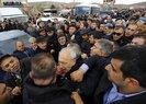 Son dakika! CHP Lideri Kılıçdaroğlu'na şehit cenazesinde saldırı | Video