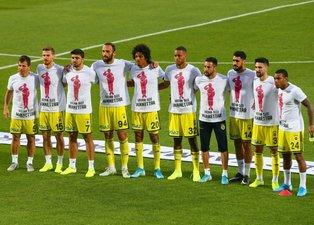Fenerbahçe'den Kahraman Mehmetçiklere destek!