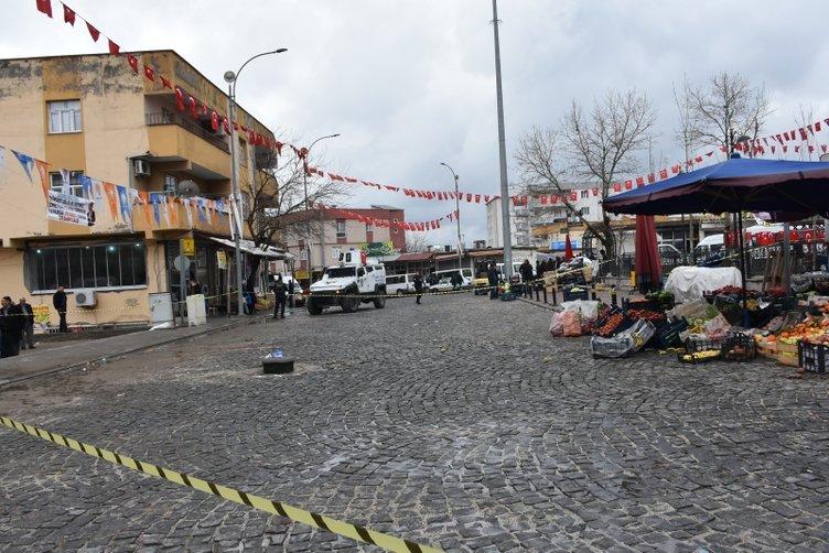 DİYARBAKIR'DA İKİ AİLE ARASINDA KAVGA ÇIKTI: ÖLÜ VE YARALILAR VAR