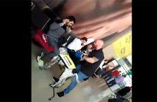 Büyük skandal! Türk yolcuları köpeklerle aradılar