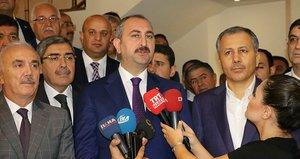 Adalet Bakanı'ndan Enis Berberoğlu açıklaması
